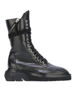 Cinzia Araia | Lace-Up Boots 40 Leather/Rubber