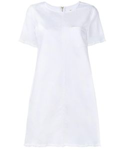 Current/Elliott | Frayed Shirt Dress 1 Cotton/Spandex/Elastane
