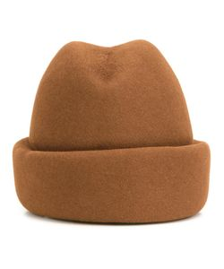 GIGI BURRIS MILLINERY | Pinched Crown Hat Medium/Large Wool
