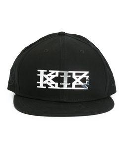Ktz | Logo Plaque Cap Adult Unisex Cotton/Metal