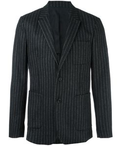 Ami Alexandre Mattiussi   Pinstripe Blazer 46 Wool/Polyamide