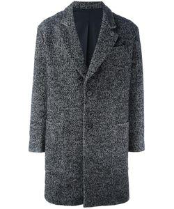 Ami Alexandre Mattiussi | Tweed Coat 52 Wool/Acrylic/Polyamide/Acetate
