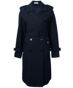 J.W. Anderson | J.W.Anderson Double Breasted Trench Coat 10 Wool/Polyamide/Viscose
