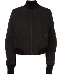 Barbara I Gongini | Classic Bomber Jacket 38 Polyester/Cotton
