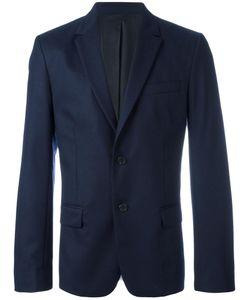 Ami Alexandre Mattiussi | Two Button Blazer 52 Wool/Cotton/Acetate