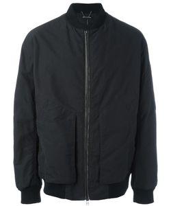 Helmut Lang | Classic Bomber Jacket Medium Cotton/Viscose/Wool