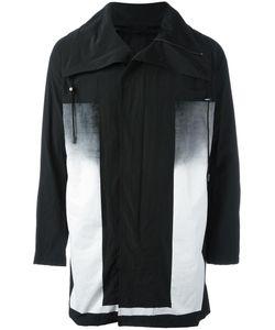 NIL0S | Thick Lapels Zipped Jacket 1 Cotton/Nylon