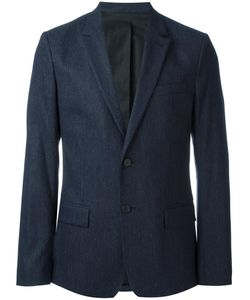 Ami Alexandre Mattiussi | Two Button Blazer 52 Cotton/Spandex/Elastane/Wool/Acetate