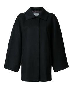 Alberta Ferretti | Wide Sleeve Coat 48 Nylon/Wool/Other Fibers