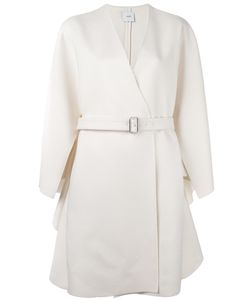 Agnona | Belted Coat Large Wool