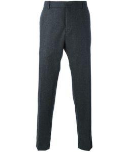 Ami Alexandre Mattiussi | Straight Legged Trousers 36 Polyester/Wool