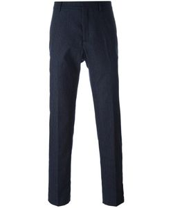 Ami Alexandre Mattiussi | Lined Straight Fit Trousers 44