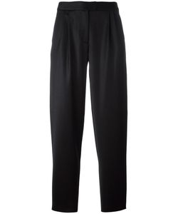 BOUTIQUE MOSCHINO | Cropped Trousers 42 Virgin Wool/Rayon