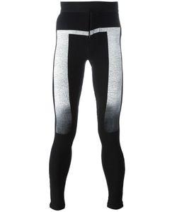 NIL0S | Printed Jersey Waffle Leggings 2 Cotton/Nylon/Polyurethane