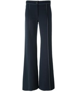 LEMAIRE | Flared Pants 36 Cupro/Wool