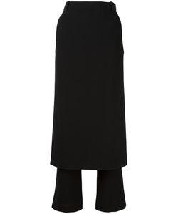 Lucio Vanotti | Apron Trousers 1 Virgin Wool/Polyester/Spandex/Elastane