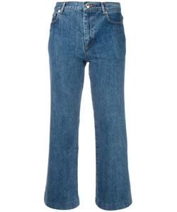 A.P.C. | Cropped Jeans 29 Polyester/Viscose/Cotton