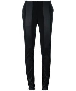Paco Rabanne | Satin Stripe Skinny Trousers 40 Nylon/Polyamide/Polyurethane/Spandex/Elastane