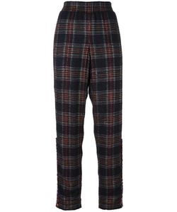 Chanel Vintage | Plaid Trousers 38
