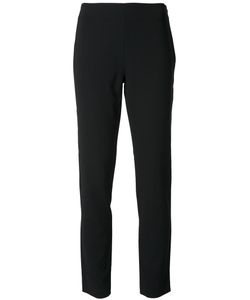 Moschino | Slim Fit Trousers 46 Polyester/Triacetate