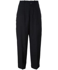 Mcq Alexander Mcqueen | Wide Leg Trousers 44 Wool/Spandex/Elastane