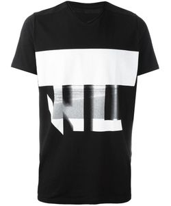 NIL0S | Nl Print T-Shirt 2 Cotton