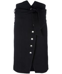Iro | Maddy Skirt Womens Size 40 Virgin Wool/Spandex/Elastane/Cotton/Viscose