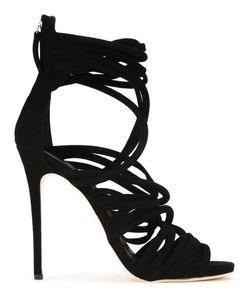 Giuseppe Zanotti Design | Runway Sandals 40 Suede