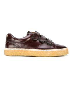 WHF WEBER HODEL FEDER | Weber Hodel Feder Hybrid Sneakers 45 Calf Leather/Leather/Rubber