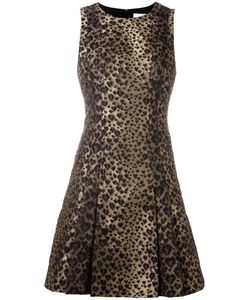 Michael Michael Kors | Leopard Print Flared Dress 4