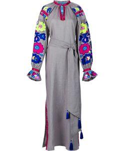 Yuliya Magdych | Voyage Dress 2 Linen/Flax