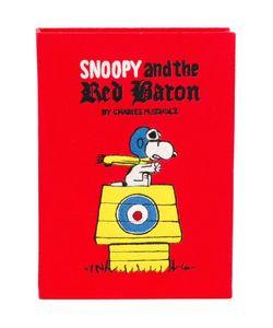 Olympia Le-Tan | Snoopy Baron Clutch