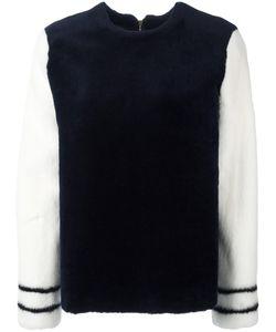 INÈS & MARÉCHAL | Ines Marechal Fur Jacket 40 Acetate/Cupro/Mink Fur/Lamb