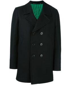 Paul Smith | Double-Breasted Coat Medium Wool/Cupro