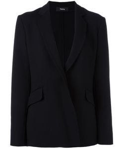 Theory | Classic Blazer 10 Spandex/Elastane/Virgin Wool