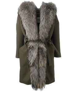 AVA ADORE | Mimosa Coat 40 Cotton/Polyester/Raccoon Dog/Acrylic