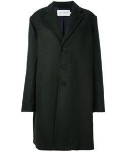 Agi & Sam | Buttoned Mid-Length Coat 36 Cashmere/Wool