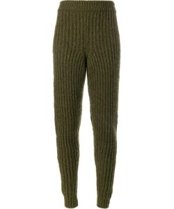 J.W. Anderson | J.W.Anderson Ribbed Knit Trousers Large Alpaca/Polyamide/Virgin Wool