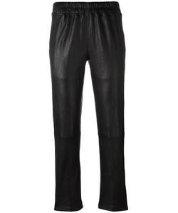 INÈS & MARÉCHAL | Ines Marechal Cropped Trousers 38 Lamb Skin