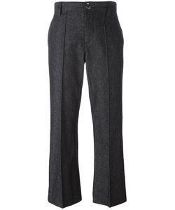 Marc Jacobs | Cropped Bowie Trousers 6 Cotton/Polyester
