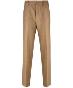Ami Alexandre Mattiussi | Oversized Trousers 34 Polyamide/Wool