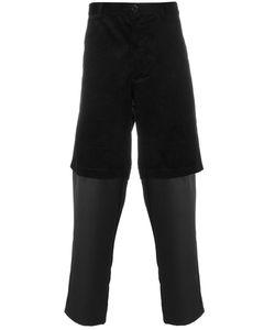 Comme Des Garcons   Comme Des Garçons Shirt Two Tone Trousers Large