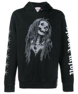 PALM ANGELS   Hooded Sweatshirt Xl Cotton
