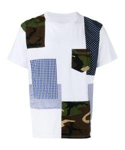 Sophnet. | Patchwork T-Shirt 3 Cotton