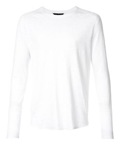wings + horns | Wingshorns Longsleeved T-Shirt Small Cotton