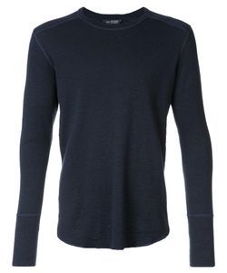 wings + horns | Wingshorns Longsleeved T-Shirt Large Cotton