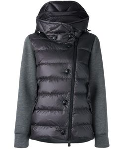 Moncler Grenoble | Padded Front Hoodie Small Polyamide/Modal/Feather Down