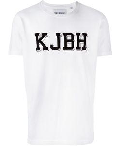 HAN KJOBENHAVN | Han Kj0benhavn Logo Print T-Shirt Adult Unisex Large Cotton