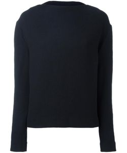 Penelophe'S Sphere | Slit Neck Jumper Medium Wool/Spandex/Elastane
