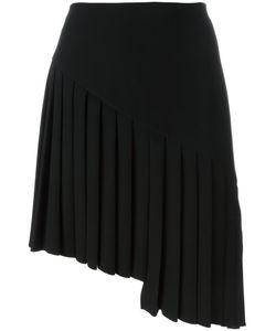 Mugler | Asymmetric Skirt 36 Polyester/Acetate